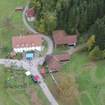 Luftbild Veranstaltungsort